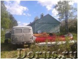 """Гостевой дом""""Приют рыбака - Хутор"""" - Дома, коттеджи и дачи - Дом расположен на берегу малой Лижемско..., фото 1"""