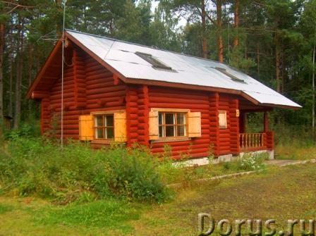 """Аренда дома """"Пряжа"""" - Дома, коттеджи и дачи - Двух этажный деревянный коттедж финского типа в Карели..., фото 1"""