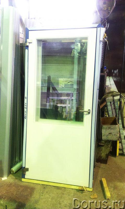 Рентгенозащитные изделия - двери, окна, ширмы, ставни - Материалы для строительства - Дверной блок с..., фото 1