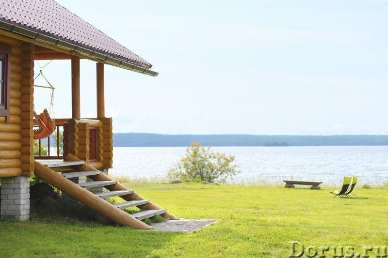 """Аренда гостевого дома """"Крестики-Нолики"""" на берегу Онежского озера - Гостиницы - Приглашаю в уютный г..., фото 1"""
