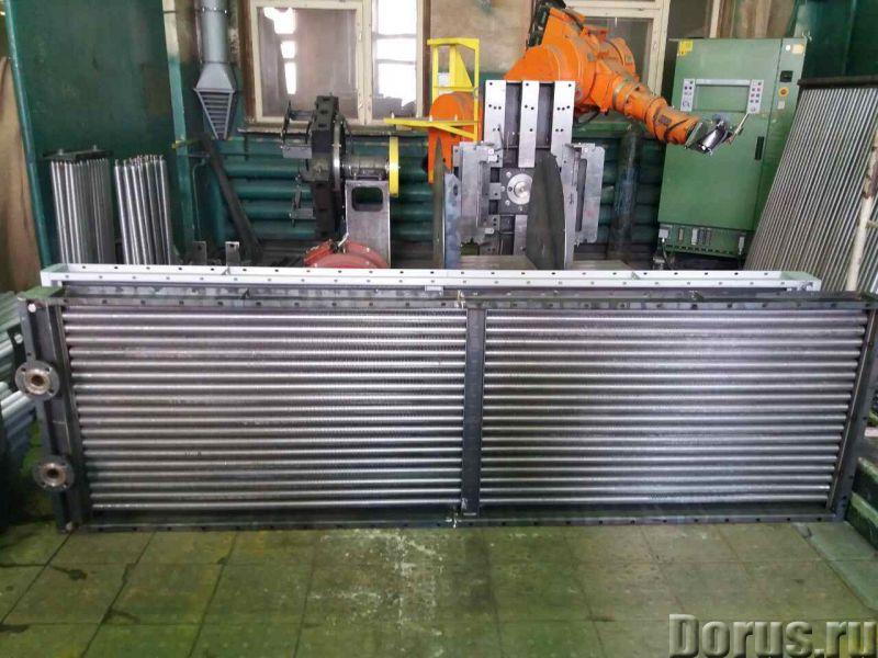 Теплообменники биметаллические с алюминиевым оребрением - Промышленное оборудование - Теплообменник..., фото 1